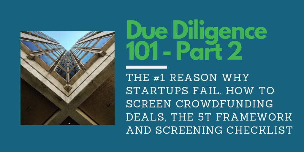 Due Diligence 101 Building Header