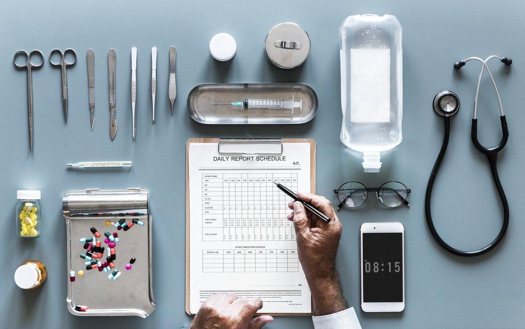 Doctor Checklist