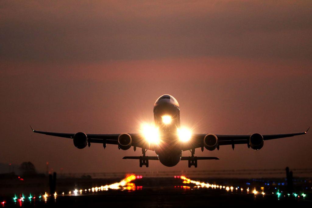 Airline checklist takeoff