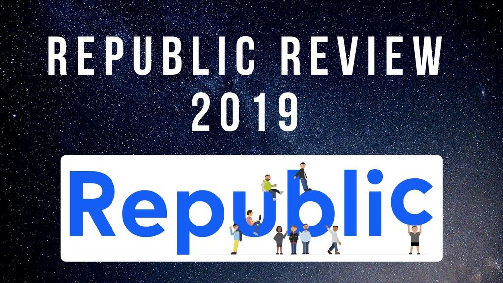 Republic.co Crowdfunding Review
