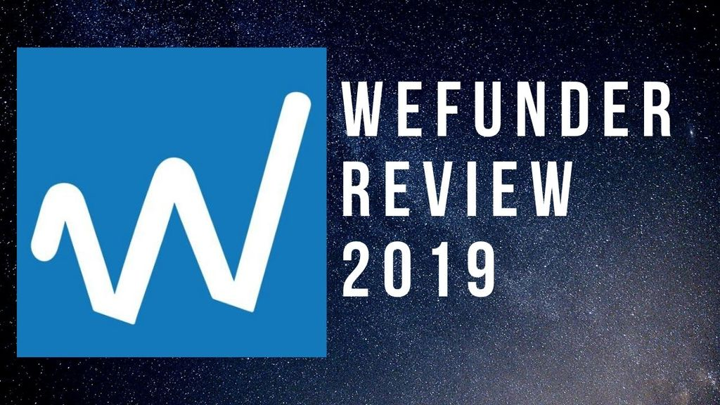 WeFunder Review 2019